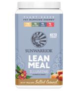Sunwarrior Lean Meal Illumin8 Salted Caramel