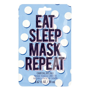 Fashion Angels Face Mask Eat Sleep Mask Repeat