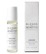Blends With Benefits Awake Essential Oil Roll On