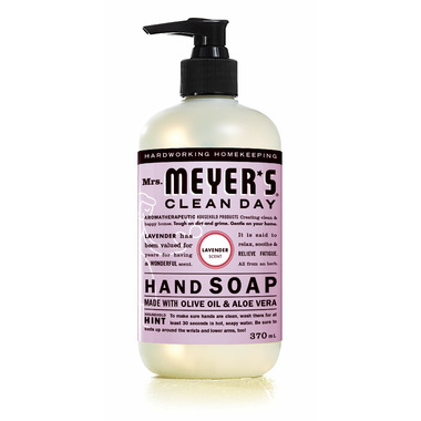 Mrs. Meyer\'s Clean Day Hand Soap Lavender