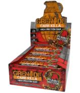 Grenade Carb Killa Protein Bar Peanut Nutter