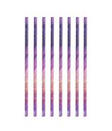 Kikkerland Galaxy Paper Straws