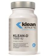 Klean Athlete Klean Vitamin D 1000IU