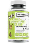 Herbaland Kids Gummy Multivitamins