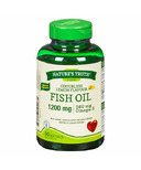 Nature's Truth Odourless Fish Oil 1200 mg and Omega-3 360 mg