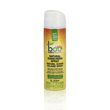 Boo Bamboo Natural Sunscreen Mini Spray