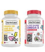 Herbaland Vegan Essentials Bundle