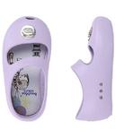 Baubles + Soles Twist Lock Shoes Lavender