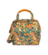Lug Chomper Convertible Lunch Tote Wildflower Amber