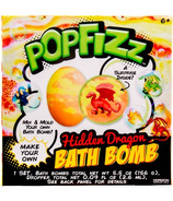 PopFizz Hidden Dragon Bath Bomb