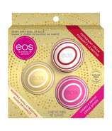 EOS Peppermint Cream Whipped Vanilla Frosting & Cherry & Bright Lip Balm