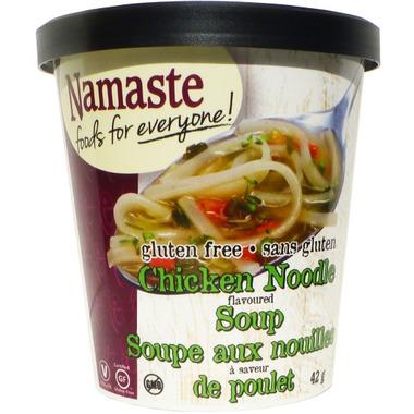 Namaste Foods Vegan Chicken Noodle Soup
