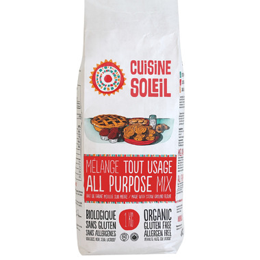Cuisine Soleil Organic All Purpose Mix Flour
