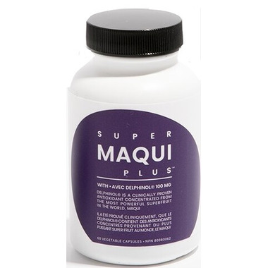 Super Maqui Plus with Delphinol