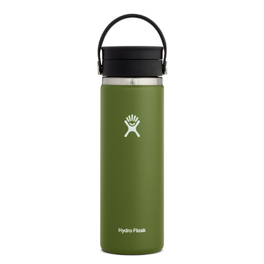 Hydro Flask Wide Mouth With Flex Sip Lid Olive