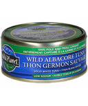 Wild Planet Wild Albacore Solid White Tuna Low Sodium