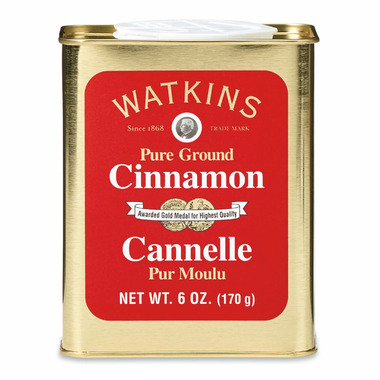Watkins Pure Ground Cinnamon
