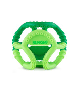 Bumkins Silicone Sensory Ball Teether Green