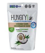 Hungry Buddha Classic Coconut Chips + Probiotics