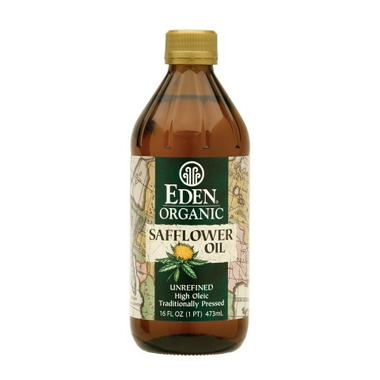 Eden Organic Organic Safflower Oil