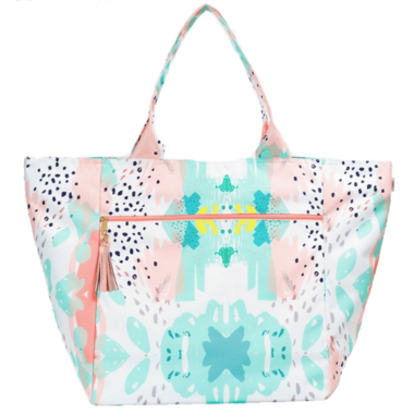 Logan and Lenora Waterproof Carryall Oversized Painterly