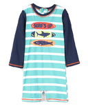 Hatley Surfboards Baby Rash Guard