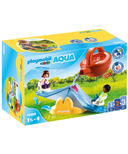 Playmobil 1.2.3 Aqua Water Seesaw with Watering Can