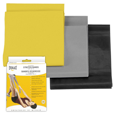 Everlast Pilates Stretch Bands