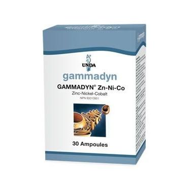 UNDA Gammadyn Zn-Ni-Co