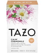 Tazo Thé Calme Camomille