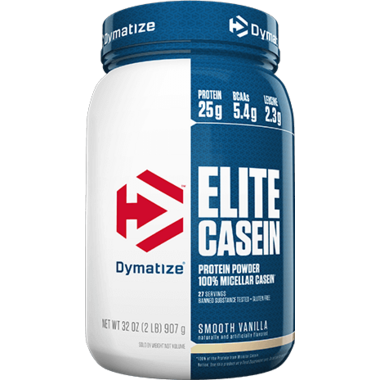 Dymatize Nutrition Elite Casein Smooth Vanilla