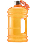 The Big Bottle Co The Big Bottle 2.2L Orange Gloss