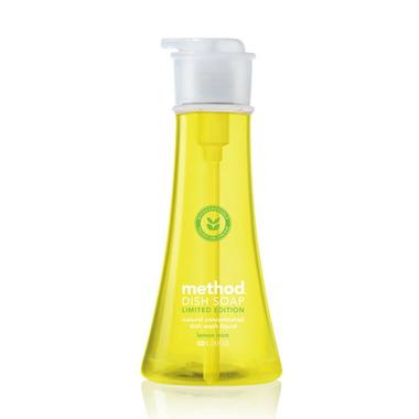 Method Dish Soap Pump in Lemon Mint