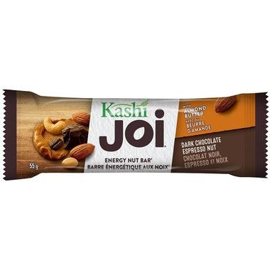 Kashi Joi Energy Bar Dark Chocolate Espresso Nut