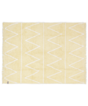 Lorena Canals Washable Rug Hippy Yellow