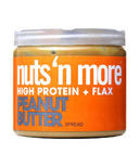 Nuts n More High Protein Peanut Butter + Flax
