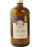 Crate 61 Organics Lavender Lemon Liquid Soap Refill