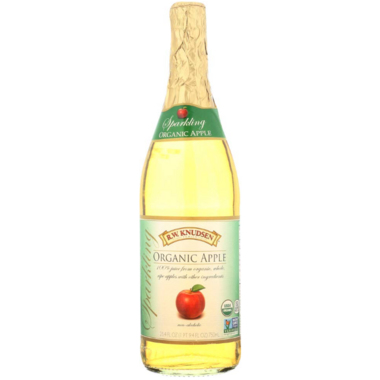 R.W. Knudsen Family Organic Sparkling Apple Juice