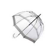 Fulton Birdcage-1 Umbrella Silver