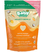 Baby Gourmet Carrot Mango Coconut Hearty Bowls