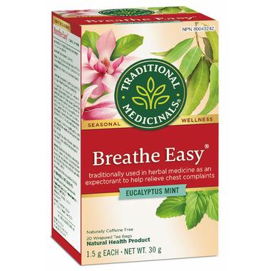 Traditional Medicinals Breathe Easy Tea