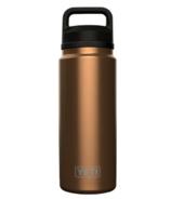 YETI Rambler Bottle Chug Copper
