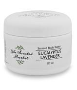 The Scented Market Eucalyptus Lavender Body Butter