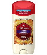 Old Spice Fresher Collection Amber Invisible Solid Deodorant