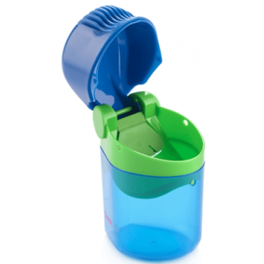 Wow Gear SnackPals Snack Dispenser Blue Eco