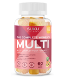 SUKU Vitamins The Complete Women's Multi Plus CoQ10 & Fibre