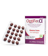 Optifer Alpha Heme Iron Supplement