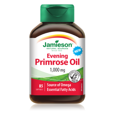 Jamieson Evening Primrose Oil 1000mg