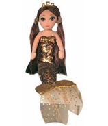 Ty Flippables Ginger The Sequin Brown Mermaid Regular