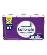 Cottonelle Ultra ComfortCare Double Roll Toilet Paper Bath Tissue